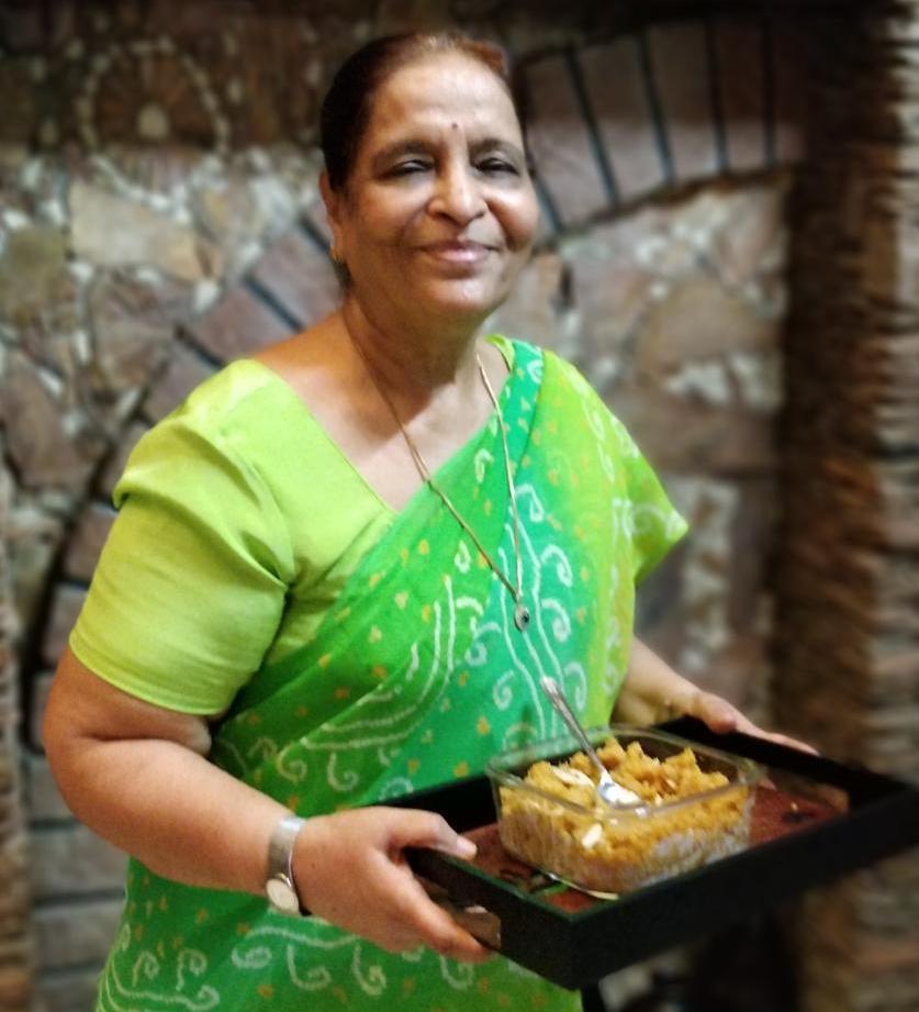 Choorma   Rajasthani Famous Recipe