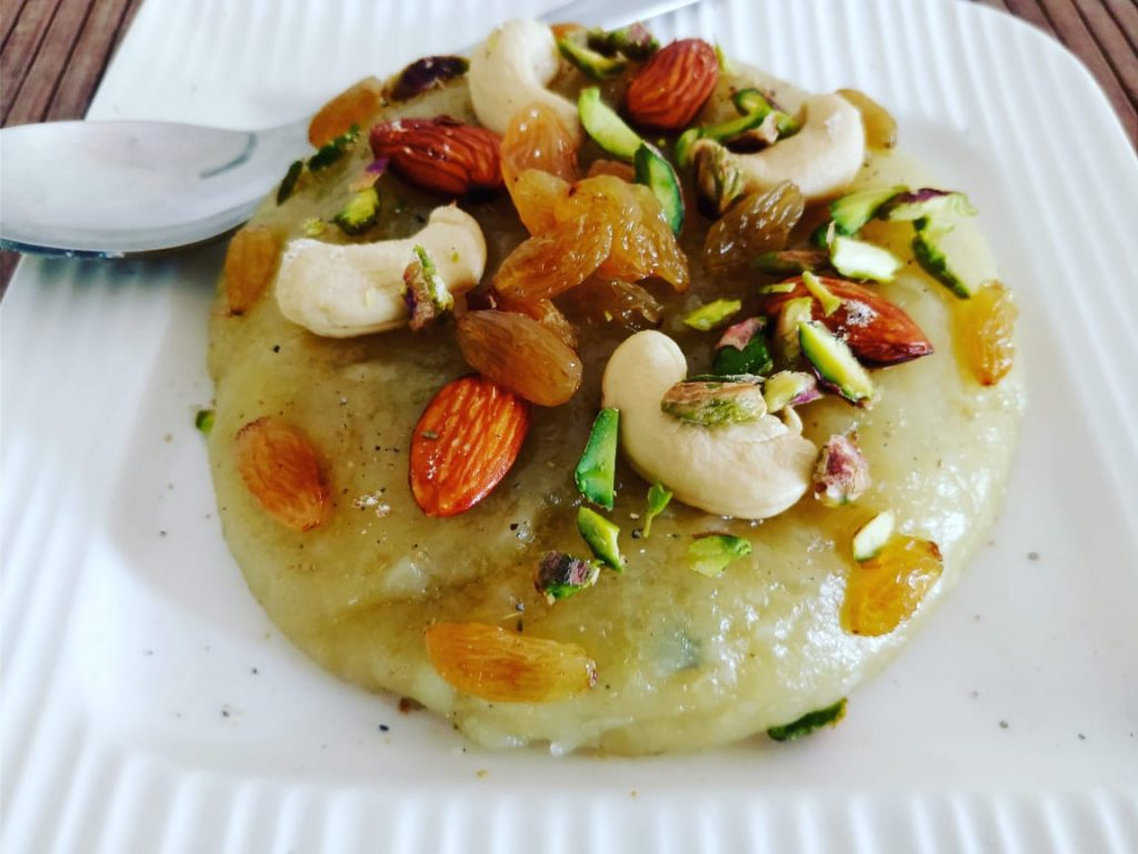 Aloo Ka Halwa | 10 Minute Recipe