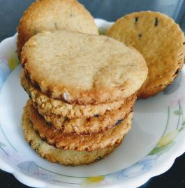 Wheat cookies Recipe