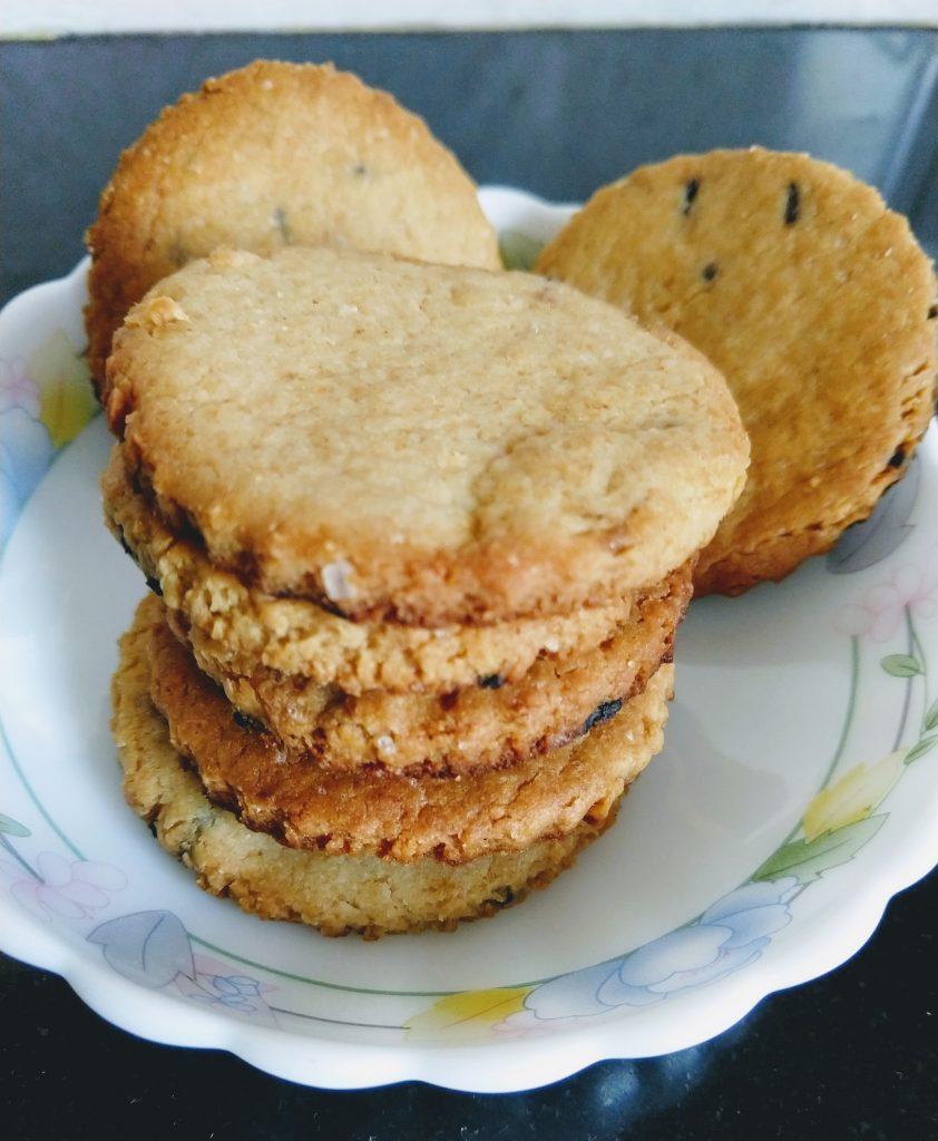 Wheat cookies Recipe