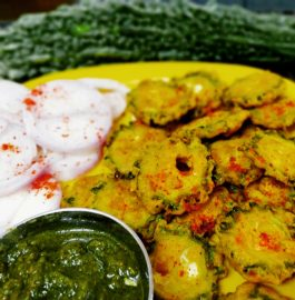 Karela Chips Recipe