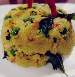 Kharabath Recipe