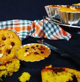 Pumpkin Choco Muffins Recipe
