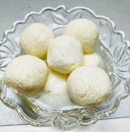 Rasgulla - Homemade Delight Recipe