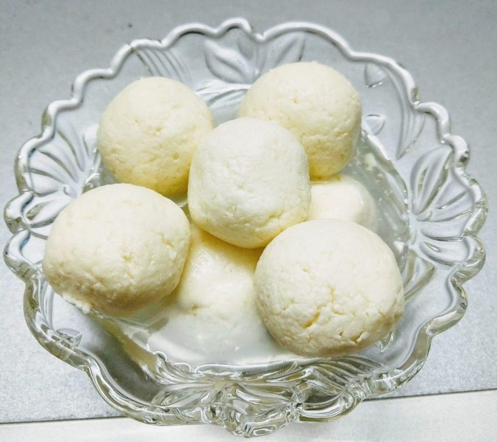 Rasgulla - Homemade Delight Recipe