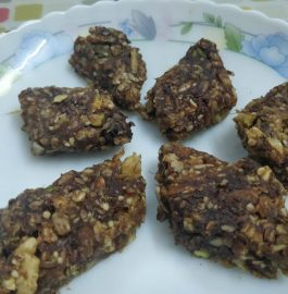 Dates Energy Bar Recipe