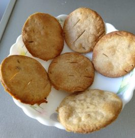 Farsi Puri (Baked) Recipe