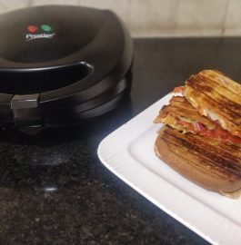 Masala Grilled Sandwich Recipe