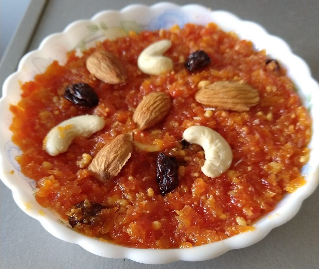 Gajar Halwa | Carrot Halwa Recipe