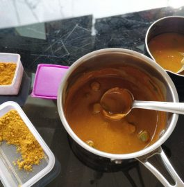 Instant Rasam Using Rasam Powder Recipe