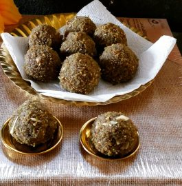Bajra Choorma Laddu Recipe