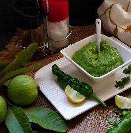 Amrood Ki Chutney | Guava Chutney Recipe