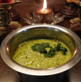 Coconut Chutney | South Indian Coconut Chutney Recipe
