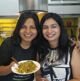 Masale Bhat | Maharashtrian Masale Bhat Recipe