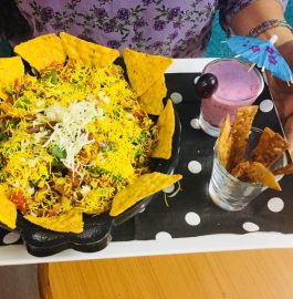 Mexican Bhel Recipe