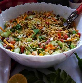 Poha Bhel - Instant Snack Recipe