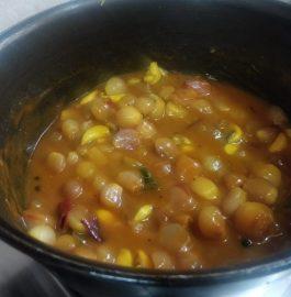 Onion Gojju | Erulli Gojju Recipe