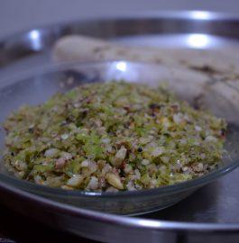 Mirchi Cha Thecha | Hari Mirch Ka Thecha Recipe