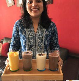 4 Milkshake Recipes | Easy Milkshake recipes for Summer