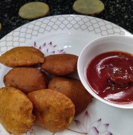 Aloo Pakoda | Aloo Bajji Recipe