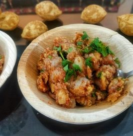 Churmur Chaat - Kolkata Famous Street Food Recipe