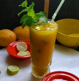 Mango Mint Mocktail Recipe