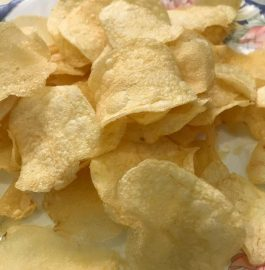 Potato Wafers | Potato Chips Recipe