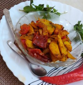 Aloo Pyaaz Ki Sabzi Recipe