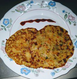 Dalia Pancakes Recipe