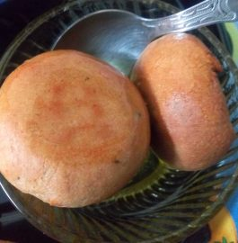 Baati in Air Fryer