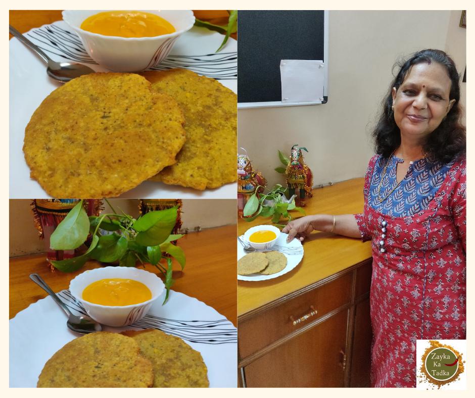 Korme Ki Poori | Choori Ki Puri Recipe
