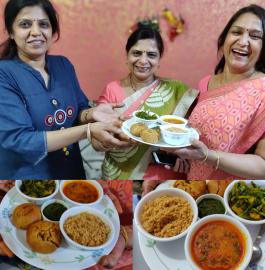 Baati | Rajasthani Bati Recipe
