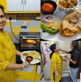 Aloo Kulcha | Restaurant Style Aloo Kulcha Recipe