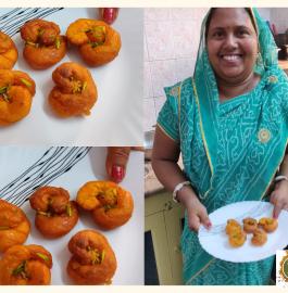 Balushahi | Badusha Recipe