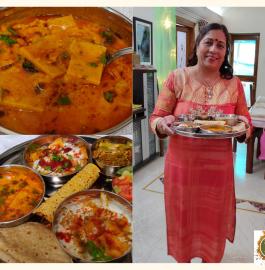 Pittod Ki Sabzi | Rajasthani Pitod Ki Sabji Recipe