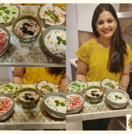 Raita Recipe | 5 Types of Raita Recipe