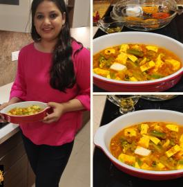 Kadai Paneer | Restaurant Style Kadhai Paneer Recipe