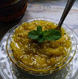 Kairi Ki Khatti Meethi Chutney | Raw Mango Jam Recipe