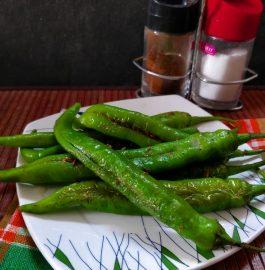 Tawa Mirchi Fry Recipe