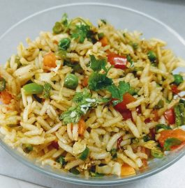 Brown Rice Biryani Recipe
