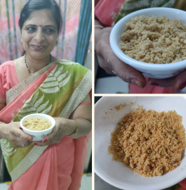 Choorma | Rajasthani Churma Recipe