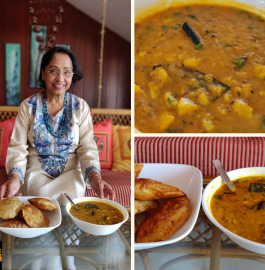 Aloo Ki Sabzi - UP Famous Sabzi Recipe