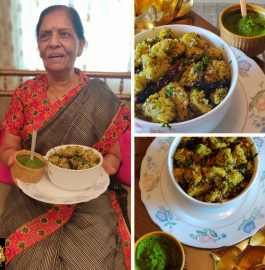 Methi Muthiya | Steamed Methi Muthiya Recipe