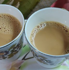 Kesar Chai | Saffron Tea Recipe