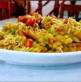 Makki Flour Vegetable Upma Recipe