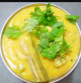 Dahi Saragva nu Shak | Drumsticks Curry Recipe