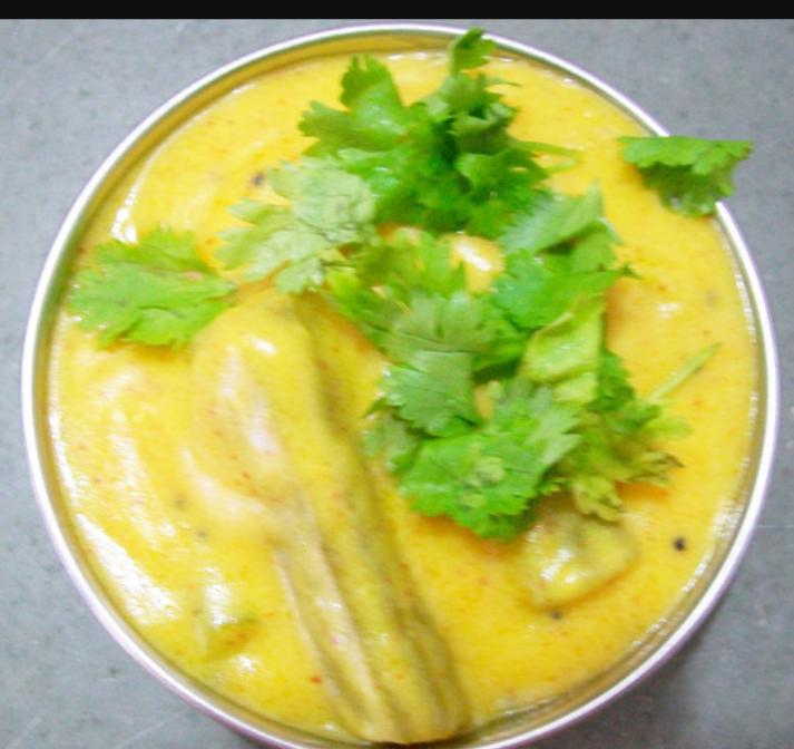 Dahi Saragva nu Shak | Drumsticks Curry Recipe