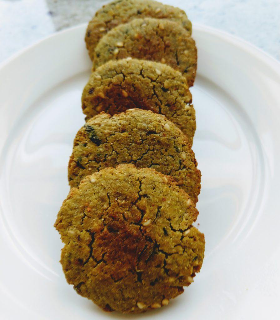 Bajri Methi Poori - Without Frying Recipe