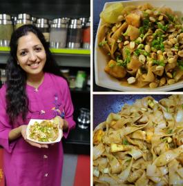 Pad Thai | Phad Thai | Thai Noodles Recipe