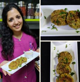 Falafel | Chickpea Tikki Recipe